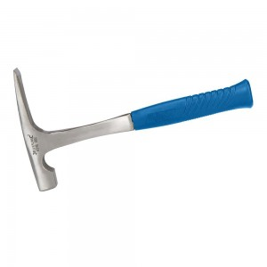 Silverline Solid Forged Brick Hammer 20oz
