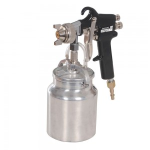 Silverline Spray Gun High Pressure