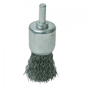 Silverline Steel End Wire Brush