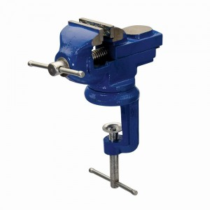 Silverline Table Vice with Swivel Base