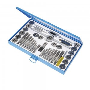 Silverline Tap & Die Expert Set 40 Piece
