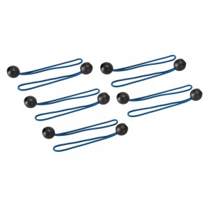 Silverline Tarpaulin Ball Bungees Pack of 10