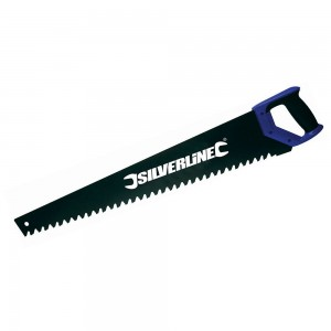 Silverline TCT Masonry Hand Saw 700mm