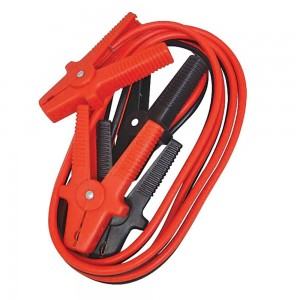 Silverline Vehicle Battery Jump Leads 600A Max