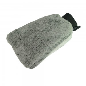 Silverline Vehicle Microfibre Wash Mitt
