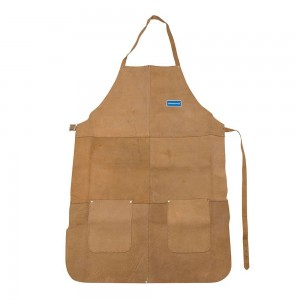 Silverline Welders Apron Full Length