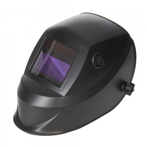 Silverline Welding Helmet Auto Darkening Variable & Grinding