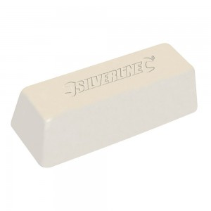 Silverline White Polishing Compound 500g