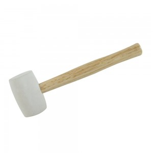Silverline White Rubber Mallet (Various Sizes)