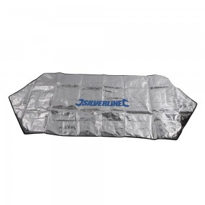 Silverline Windscreen Protector Cover