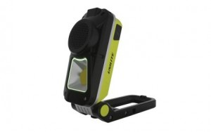 Unilite SP-750 LED Rechargeable Work Light With Bluetooth Speaker 750 Lumens
