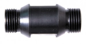 Spectrum Adaptor 1/2in BSP(M) to 1/2in BSP(M) JN55 (for Wet Core Drilling)