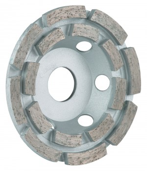 Spectrum KDR Double Diamond Cup Grinding Wheels (Sizes 105-180mm)