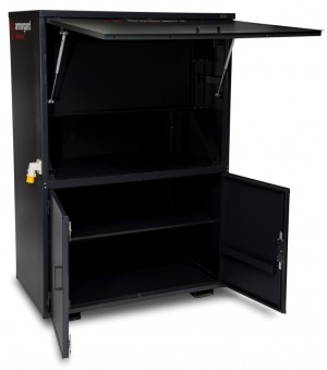 Armorgard SiteStation Mobile Secure Work Station 1355x835x2000mm