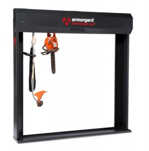Armorgard SSR StrimmerSafe Secure Strimmer Rack 2055x365x2085mm