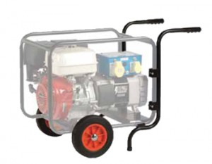 Stephill Trolley Kit for Generators with Honda GX270, GX390 or GX630 Engines - 021-1101