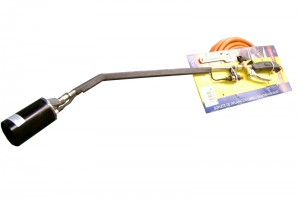 Super Gas Burning Torch 600mm with Piezo Igniter & Regulator