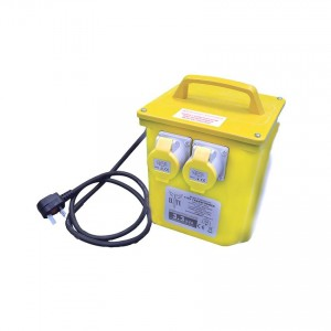Elite 3.3kva Power Tool Rated Site Transformer