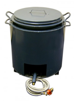 Tar Boiler Kit 15 Gallon (with or without Tap options)