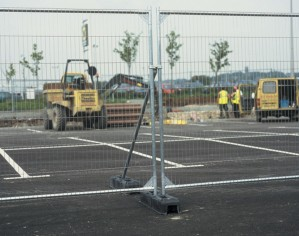 Temporary Anti-Climb Fence Panel System (Various Options)