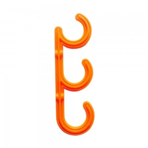 Tidi Hooks - Tidy Tidi Cable Management Hook Hanger Tie