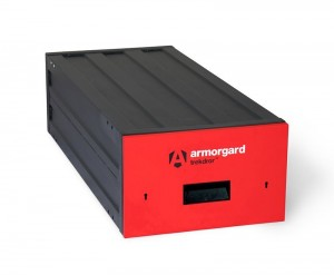 Armorgard TrekDror TKD1 Tool Security Vehicle Storage Box (With Or Without Dividers)