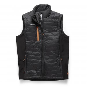 Scruffs Trade Gilet Bodywarmer Black (S-XXL)