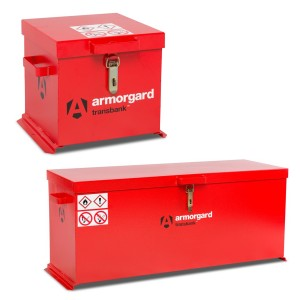 Armorgard TransBank Secure Fuel Storage Box (Various Sizes)