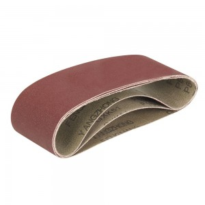 Triton Sanding Belts 60 Grit Pack of 3 for Triton TCMBS Palm Belt Sander