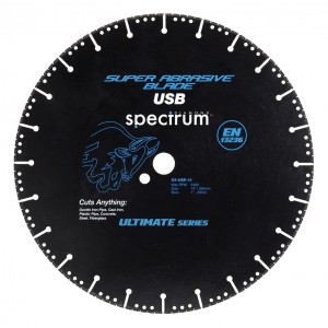 Spectrum USB Ultimate Metal Cutting Blade (Sizes 115mm - 300mm)