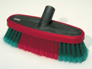 Vikan Transport System Soft Bristled Vehicle Brush (Various Sizes)