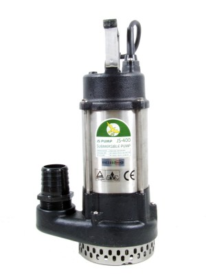 "JS400 2"" Submersible Drainage Manual Pump (110 or 240v)"