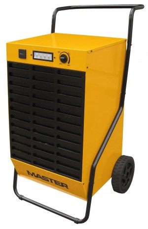 Master DH62 Professional Dehumidifier 52Litre 240v