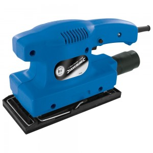 Silverline DIY 135w Orbital Sander 1/3 Sheet 240v