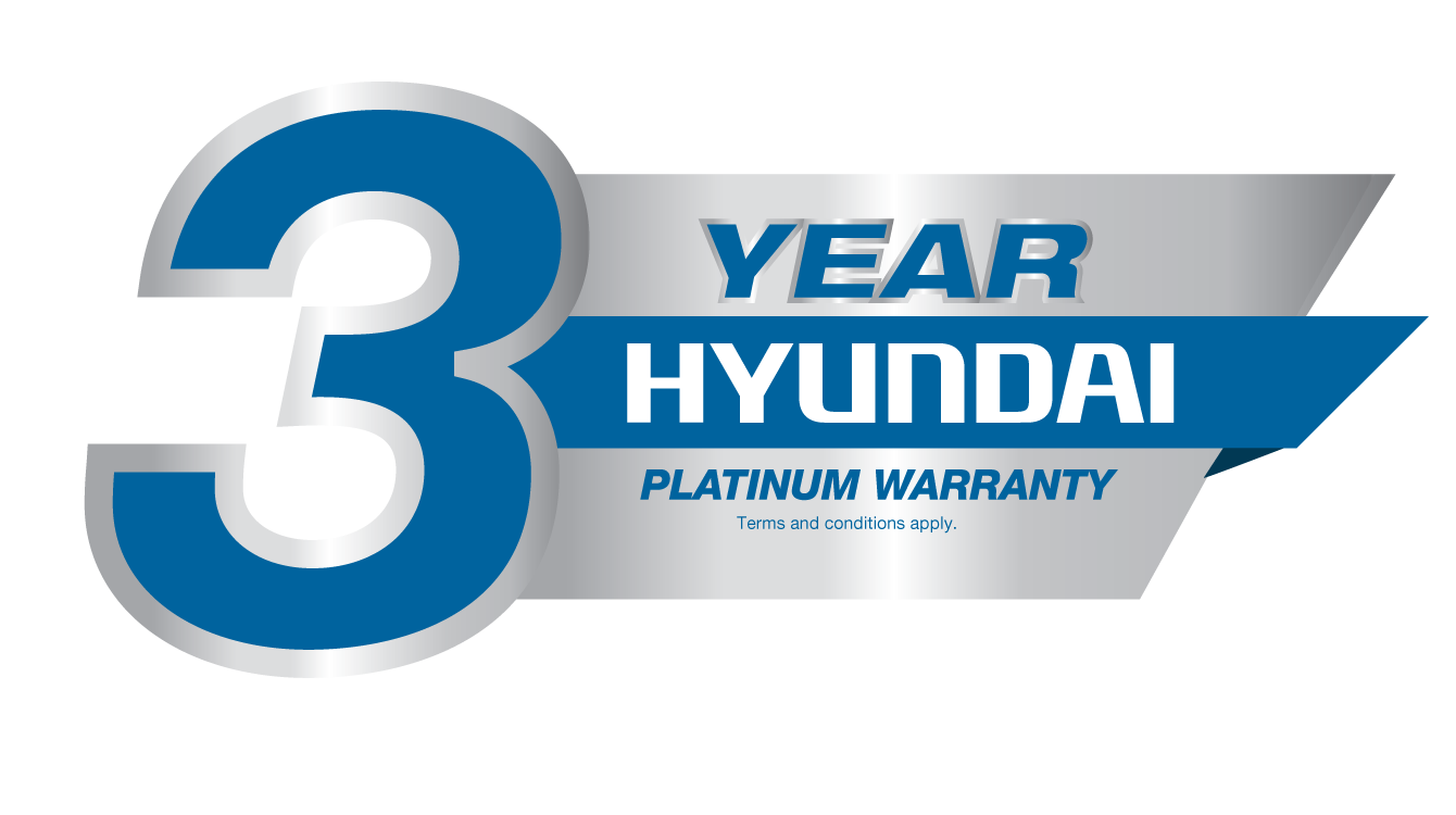 1 Year Hyundai Leisure Warranty