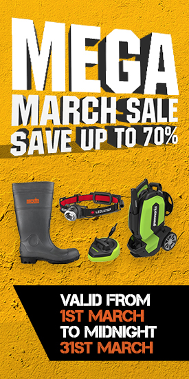 Mega March Sale 2020 - Save Up To 70%