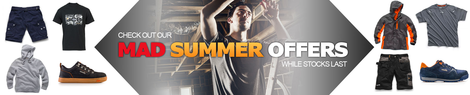 Get some scorching deals in our MAD Summer Offers