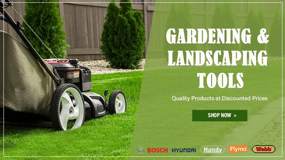 Gardening and Ladscaping Tool Deals