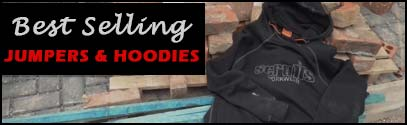 Best Selling Jumpers and Hoodies