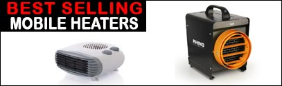 Best Selling Mobile Heaters