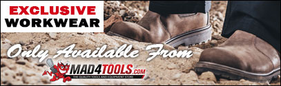 Exclusive Workwear Products Only Available From MAD4TOOLS