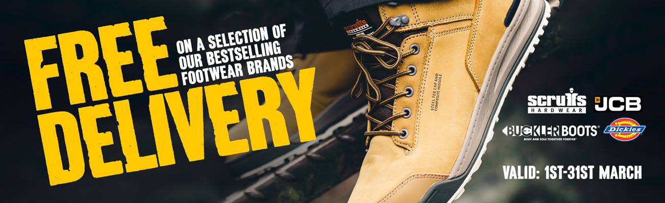 FREE Delivery on Bestselling Boot Brands