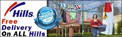 Award Winning Hills Laundry Products With Free Delivery