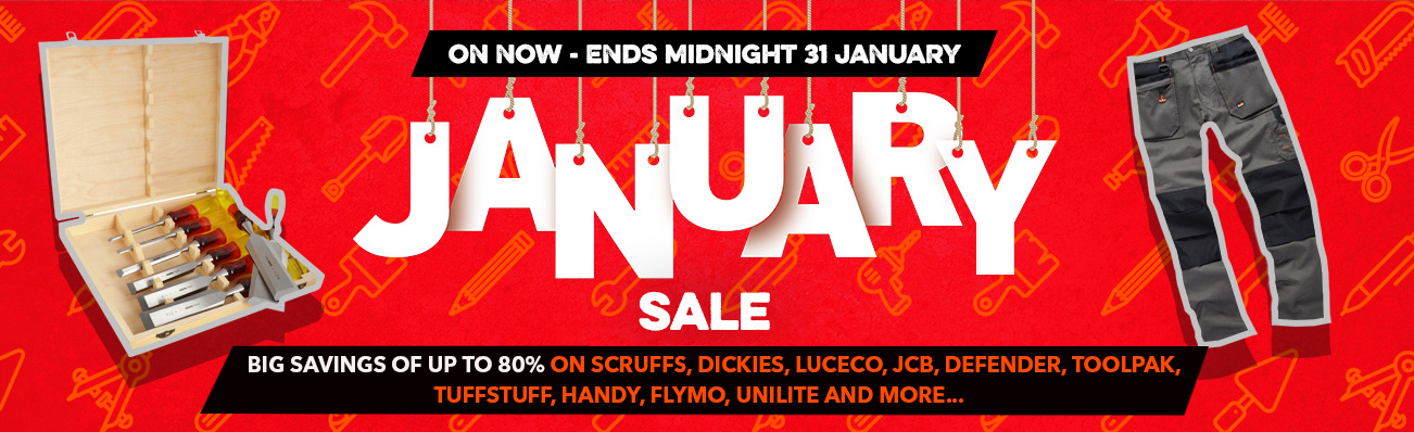 January Sale On Now - Save Up To 80%