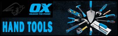 OX Hand Tools